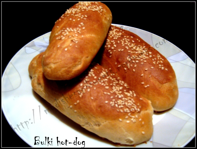 bułki hot-dog