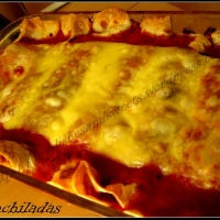 Enchiladas z mięsem