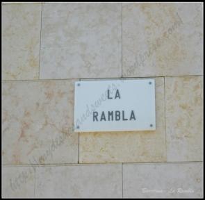 Barcelona- La Rambla