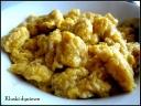 kluski dyniowe z kurczakiem w sosie orientalnym