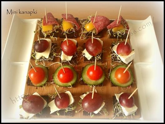 Mini kanapki