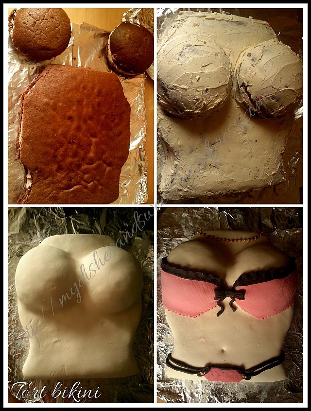 tort bikinia